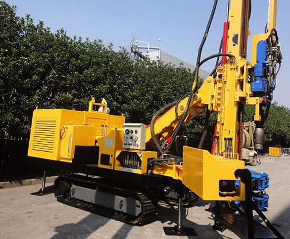 Hydraulic Engineer Drilling Machinery