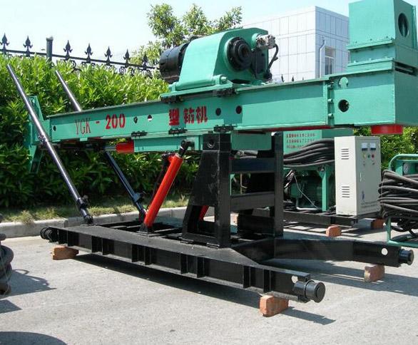 Hydraulic Engineer Drilling Machinery